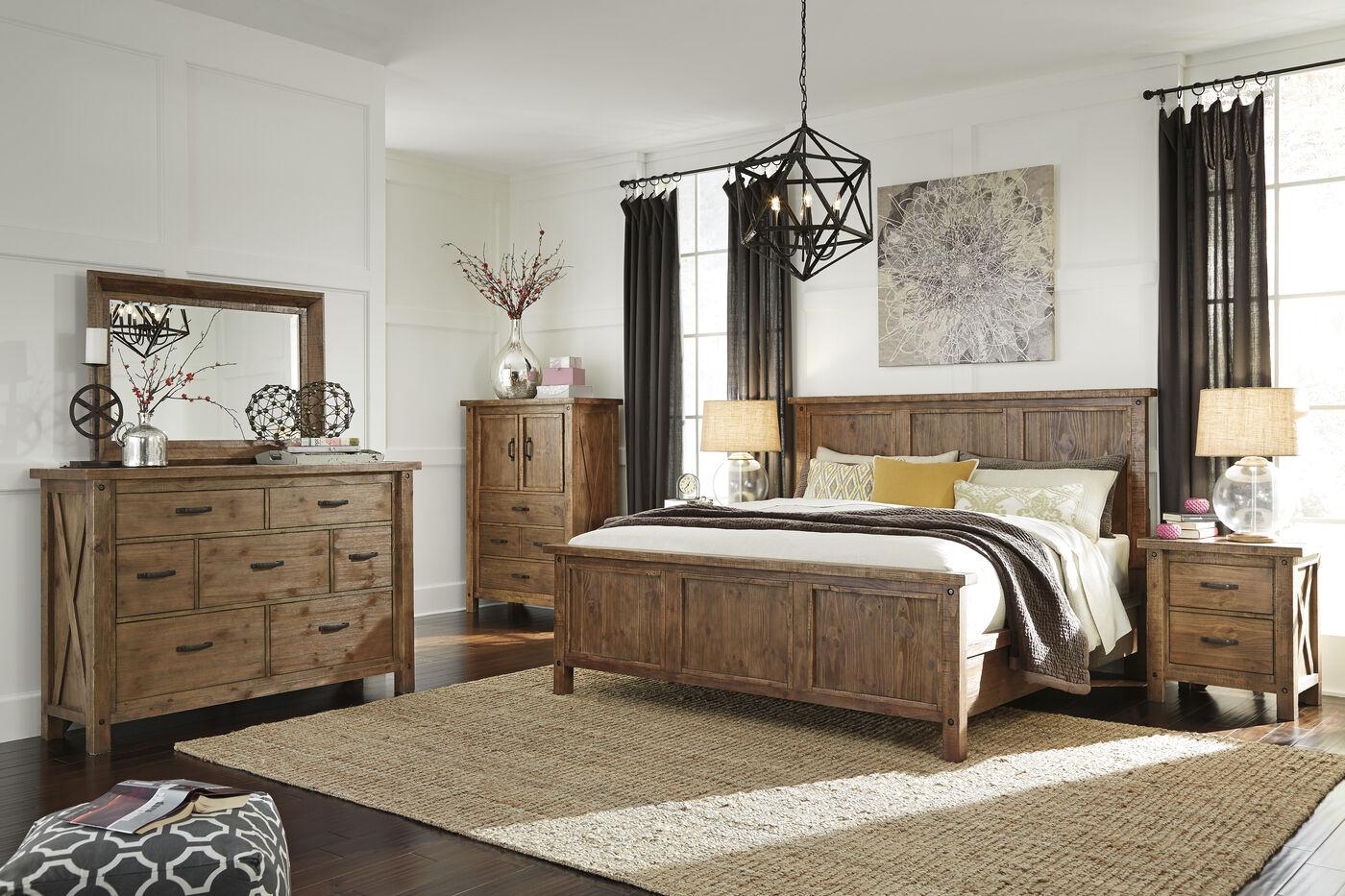 ashley tamilo suite mathis brothers furniture. Black Bedroom Furniture Sets. Home Design Ideas