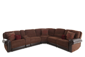 Verona Auburn Power Sectional