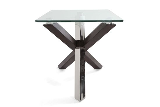 Magnussen Home Verge Rectangular End Table