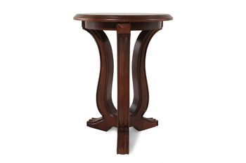 Broyhill Lana Round Chairside Table