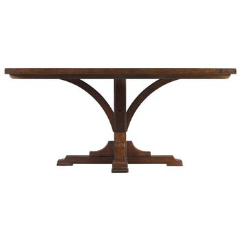 Stanley Artisan Barrel Pedestal Table Top