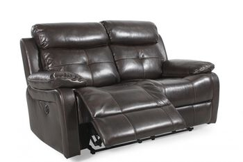 Prime Resources Metro Java Loveseat with Power