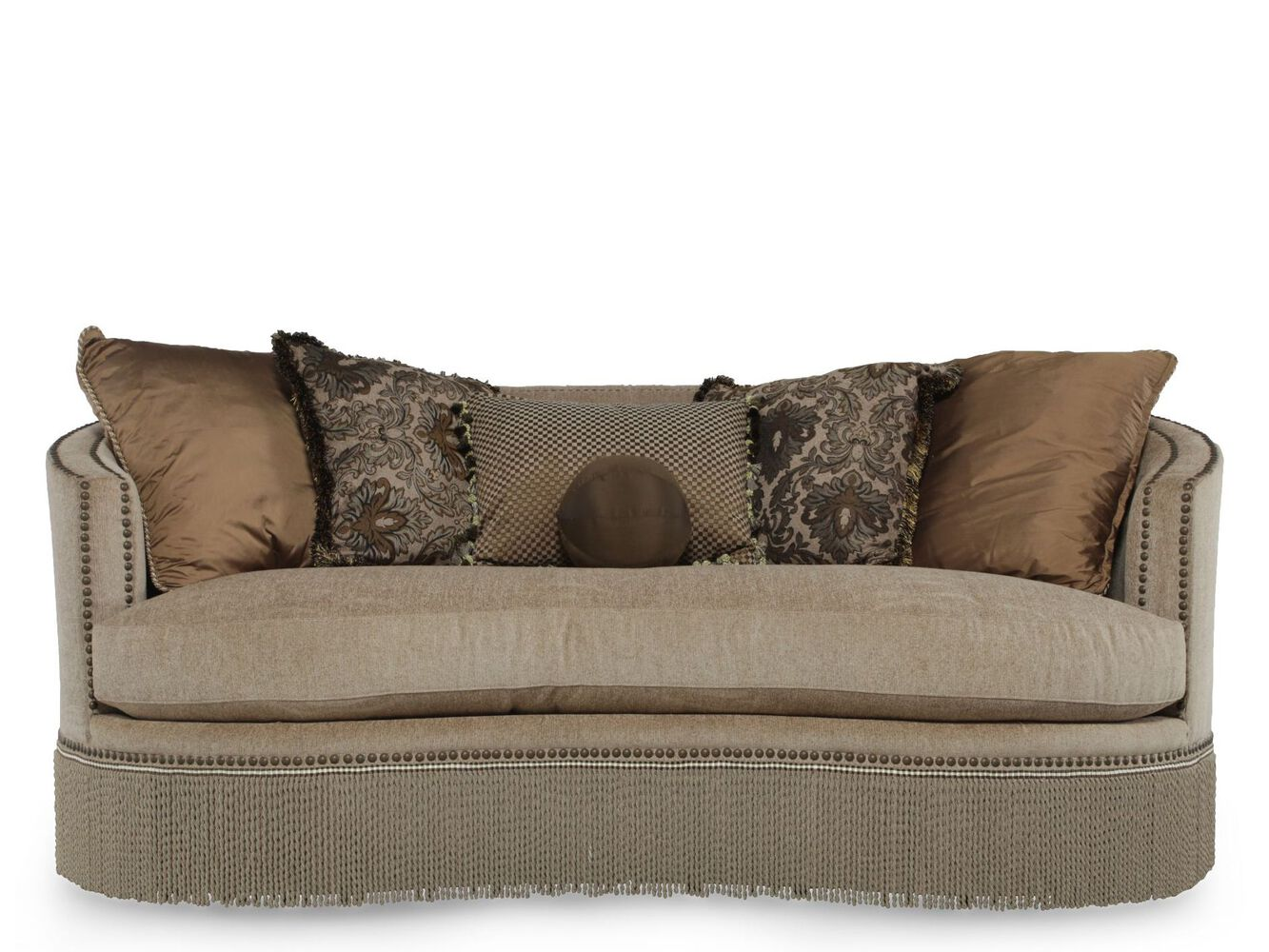 Rachlin Classics Whitney Sofa Mathis Brothers Furniture