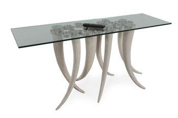 Bernhardt Interiors Livingston Console Table