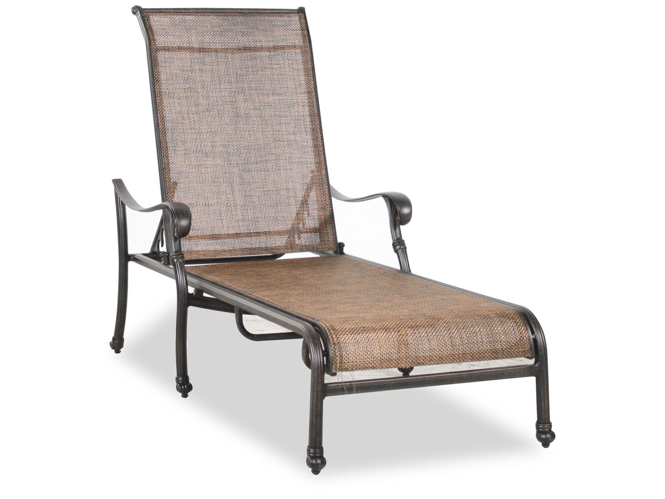 World Source Castle Rock Sling Chaise