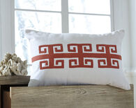 Ashley Amadeo Coral Pillow