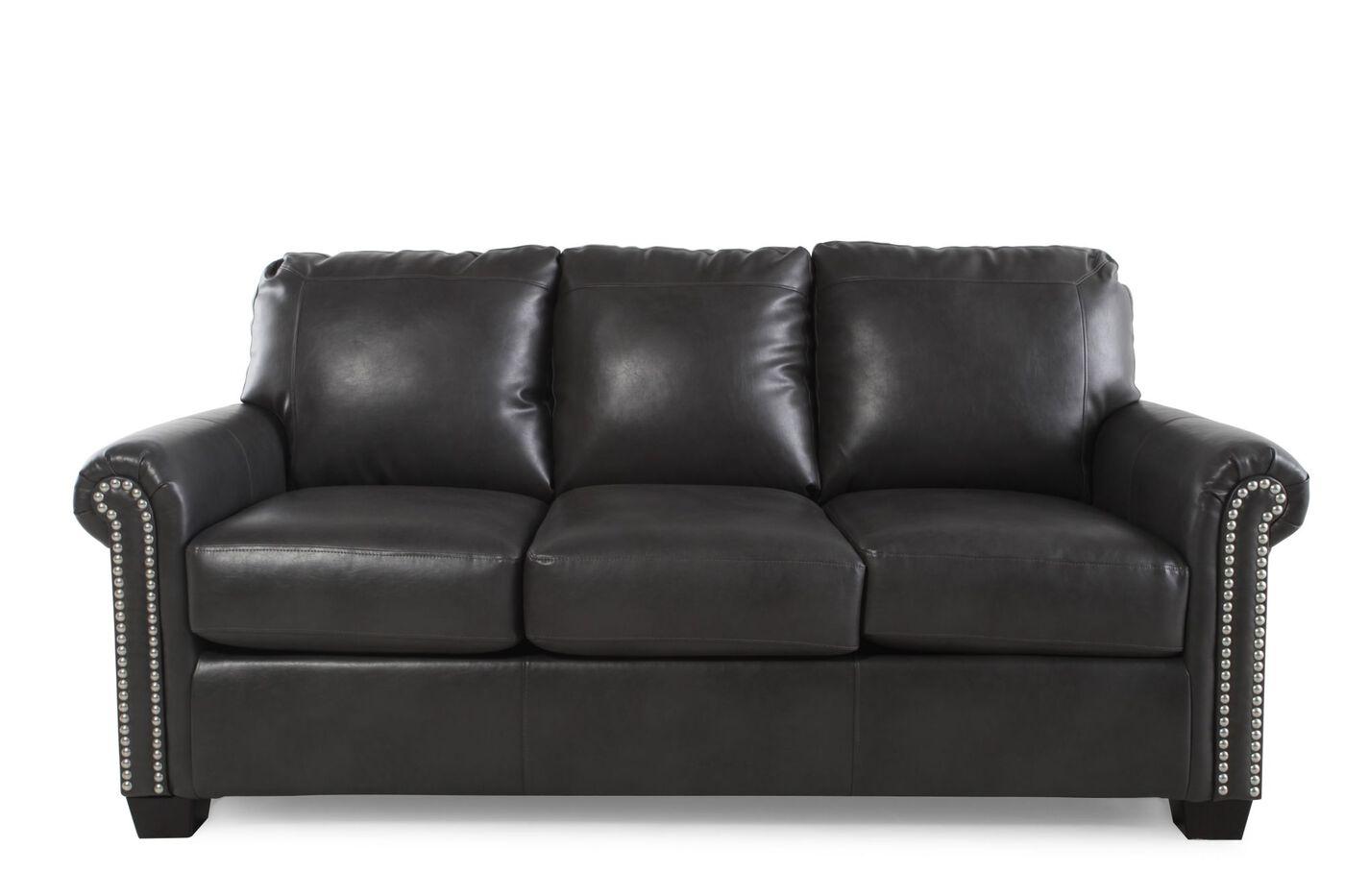Ashley Lottie Slate Full Sleeper Mathis Brothers Furniture