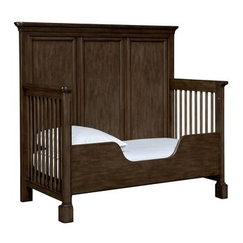 Stone & Leigh Chelsea Square Raisin Built To Grow Toddler Bed Kit
