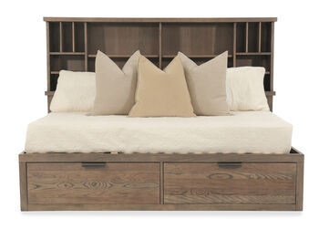 Legacy Fulton County Full Bookcase Lounge Bed