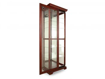 Pulaski Two-Way Sliding Door Curio