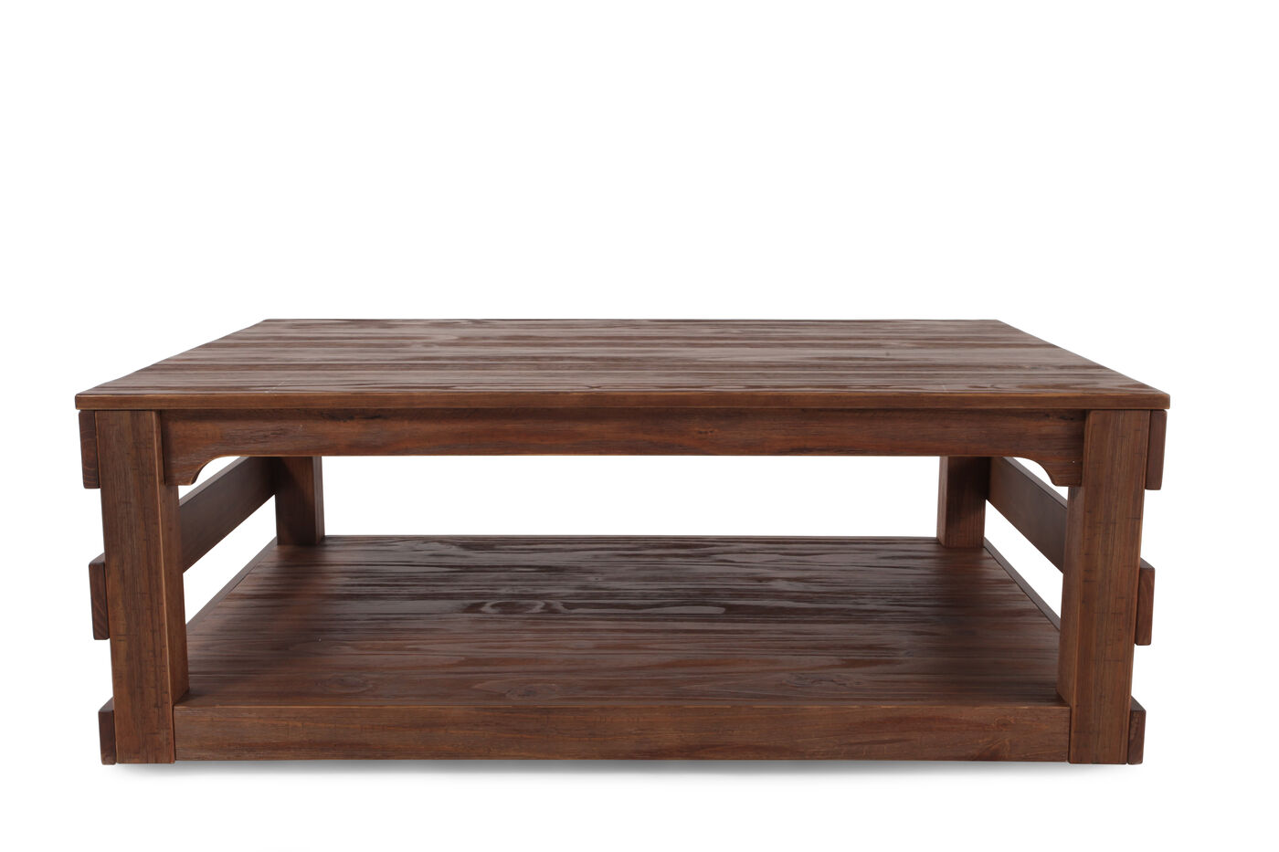 Ashley Shanlore Cocktail Table Mathis Brothers Furniture