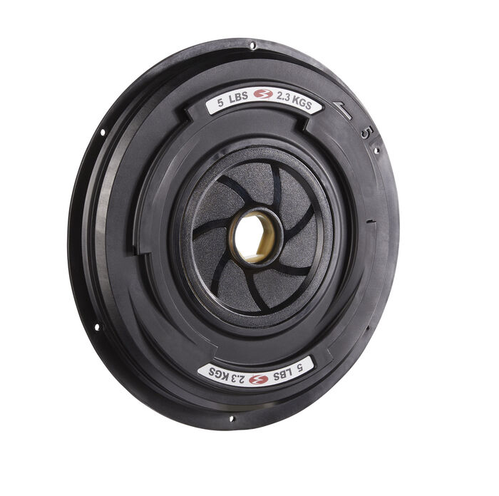 Replacement Revolution Pre-Stretch 5lb Plate