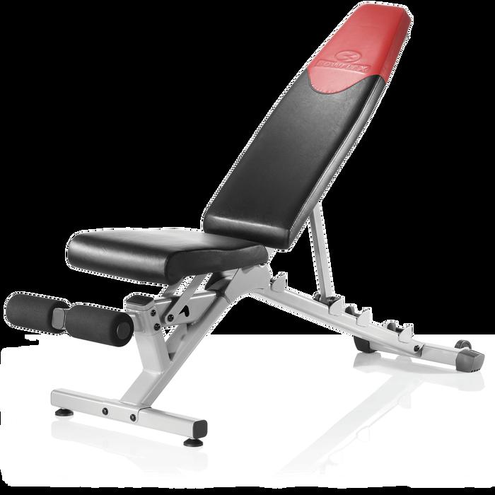 Adjustable Weights Bowflex: Bowflex SelectTech 4.1 Bench