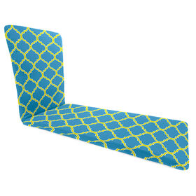 Basic chaise cushions for Boca chaise pillow
