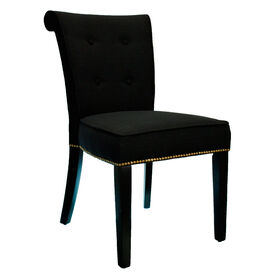 Anneau Dining Chair - Gold