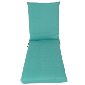 Basic chaise cushions for Boca chaise pillow