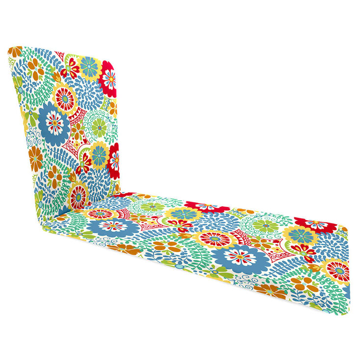 luxury multi color chaise basic cushion at home. Black Bedroom Furniture Sets. Home Design Ideas