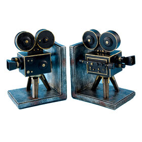 Vintage Projector Bookend