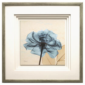 Picture of 20 X 20-in Teal Rose Studio Art