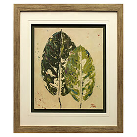 17 X 17-in The Green Ones Studio Art