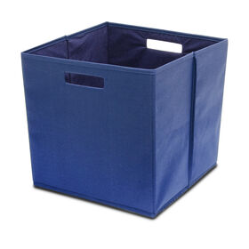 Picture of Full Bin Storage Bin - Insignia Blue Fabric