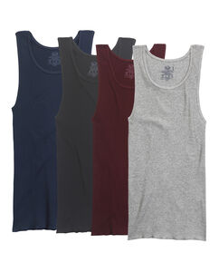 Men's 4 Pack Assorted A-Shirts