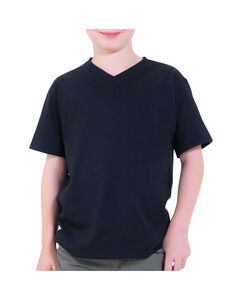 Boys' Short Sleeve V-Neck Tee