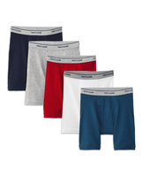 Boys' 5 Pack Assorted Boxer Brief Assorted