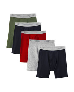 Men's 5 Pack Assorted Boxer Briefs