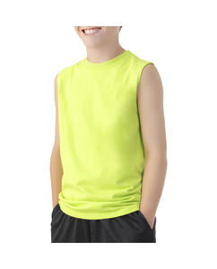 Boys' Sleeveless T-Shirt