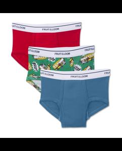 Toddler Boy's 3 Pack Training Pant
