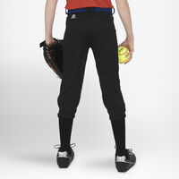 Youth Knicker Softball Pants BLACK