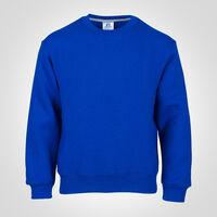 Youth Dri-Power® Fleece Crew Sweatshirt ROYAL