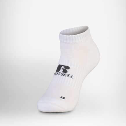 No Show Socks WHITE/STEALTH