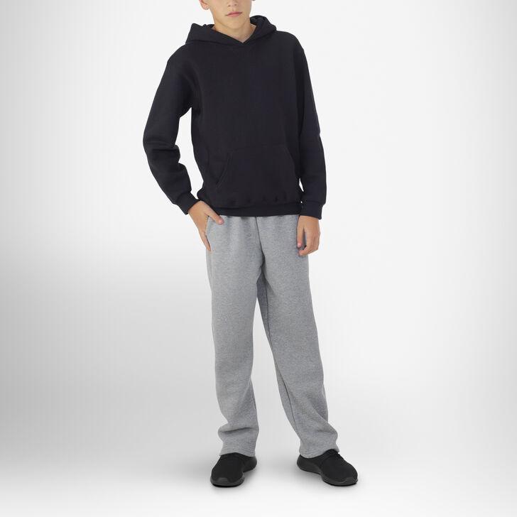Youth Dri-Power® Open-Bottom Pocket Sweatpants OXFORD