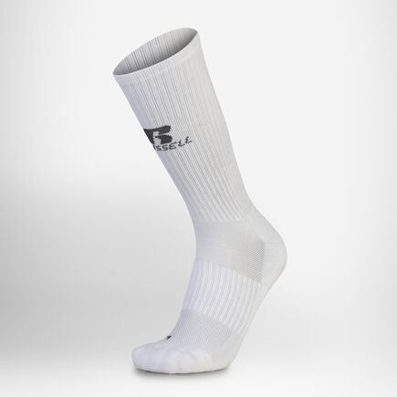 Crew Socks WHITE/STEALTH