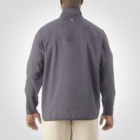 Men's Woven 1/4 Zip Pullover STEALTH