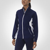 Women's Woven Warm Up Jacket