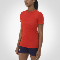 Women's Dri-Power® Fashion Performance Tee TRUE RED