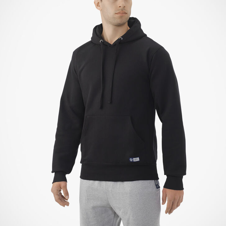 Men's Pro10 Fleece Hoodie BLACK