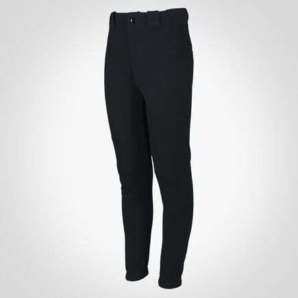 Youth Baseball Game Pants BLACK