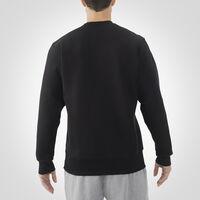 Men's Pro10 Fleece Crew Sweatshirt BLACK