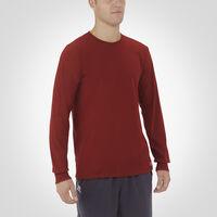 Men's Essential Long Sleeve Tee CARDINAL