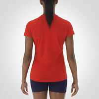 Women's Dri-Power® Player's Tee TRUE RED