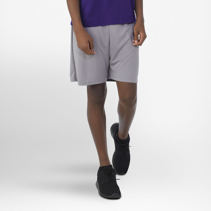 Youth Dri-Power® Essential Performance Shorts with Pockets ROCK