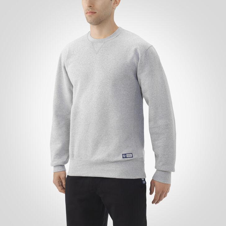 Men's Pro10 Fleece Crew Sweatshirt OXFORD