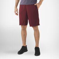 Men's Dri-Power® Essential Performance Shorts with Pockets MAROON