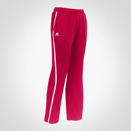 Youth Gameday Warm Up Pants TRUE RED/WHITE