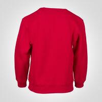 Youth Dri-Power® Fleece Crew Sweatshirt TRUE RED