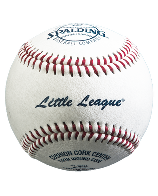 RAISED SEAM OFFICIAL LITTLE LEAGUE WORLD SERIES BASEBALL - 12 PACK